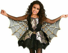 ★ Amscan Spiderella Spider Hexe Witch Hexenkleid Kinderkostüm,kostüm 140-152