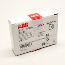 ABB US/U2.2 Universal-Schnitstelle 2fach