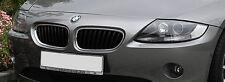 BMW OEM Genuine Euro Black Housings Bi-Xenon HEADLAMPS E85 E86 Z4 2003-2005 NEW