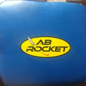 AB Rocket Replacement parts Seat - OEM Original Factory Part Great Condition