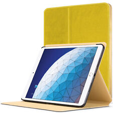 Apple iPad Air 3 Smart Cover | Protective Luxury Case Cover Stand | Yellow