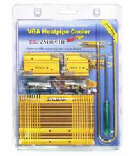 Zalman Fanless VGA Copper Heatpipe Cooler,   ZM80A-HP