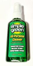 4 x Simple Green All Purpose Cleaner Concentrate 59ml mini travel size