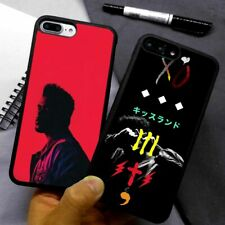 The Weeknd Hip Hop Singer Silicone Phone Case Cover For iPhone Samsung Galaxy