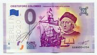 COLOMBO 2019 BERLIN 0 Euro Souvenir Note Original Signature by Richard Faille