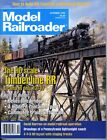 Model Railroader Magazine October 1995 The HO scale Timberline RR