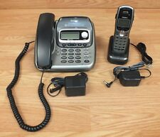 Uniden (TRU9496) 2 Line Digital Answering System Corded Home Phone w/ Expansion