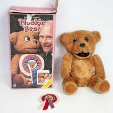 Nookie Bear In Box 1970s Vintage Original Toy & Rosette Puppet Roger De Courcey