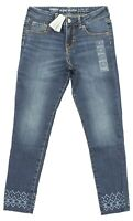 Gymboree Girls Clothes Multiple Sizes Dark Wash Blue Skinny Fit Kids Jeans