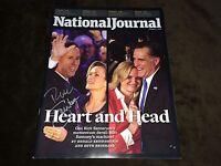 Rick Santorum Senator Pennsylvania Autograph Signed Magazine 2016 President