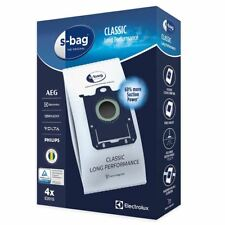 Electrolux Vacuum Cleaner Bag S-Bag Classic Long Performance (E201S)