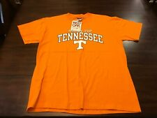 Men's Size Medium University of Tennessee Orange Red Oak T-Shirt