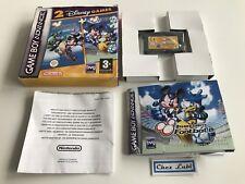 Disney Sports Skateboarding + Football - Nintendo Game Boy Advance GBA - PAL EUU