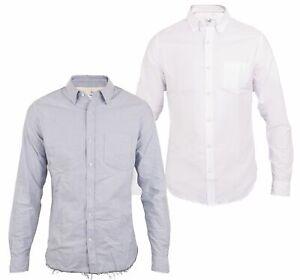 CLOSED Herren Hemd mit Langarm im Vintage