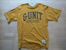 G Unit Heavy Weight T-Shirt Tee 50 Cent Vintage Retro L