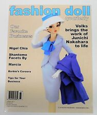 "SPRING 2017 ""BUSINESS"" Nakahara Blythe FASHION DOLL QUARTERLY FDQ MAGAZINE_NEW"
