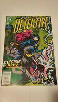 Detective Comics #646 July 1992 DC Comics Batman Dixon Lyle Hanna