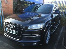 58 AUDI Q7 3.0 TDI QUATTRO S-LINE **TOTALLY STUNNING LOOKING EXAMPLE, 6 SERVICES
