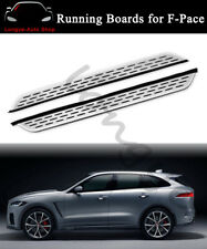 Running Board fits for Jaguar F-Pace 2016-2020 Side Step Nerf Bars Protector
