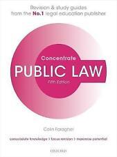 Law Public Law Adult Learning & University Books