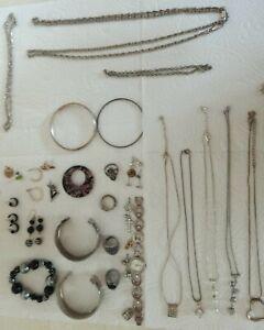 Vintage And Other Costume Jewellery Job Lot *FREE UK POSTAGE*