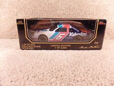 1994 Racing Champions 1:24 Diecast NASCAR Mark Martin Valvoline Ford Bank #6