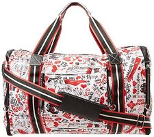 NWT Sydney Love Sport Paint The Town Red Overnight Bag $97