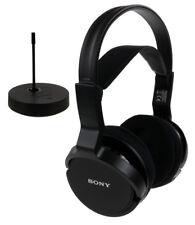 Sony MDR-RF811RK Funk-Bügelkopfhörer ohrumschließend schwarz