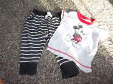 HANNA ANDERSSON MICKEY MOUSE DISNEY SHIRT PANT SET  85
