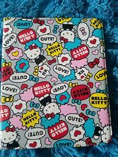 "Cute Hello Kitty 10.5"" Tablet Case Sleeve Cover 10"" x 7.5"""