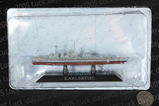 Deagostini German SMS KARLSRUHE Karlsruhe-class Cruiser 1/1250 Model