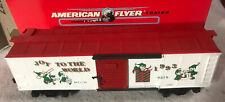 American Flyer ~ 1993 Navidad Caja Coche ~ #6-48319