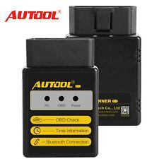 New Autool C1 Bluetooth V1.5 OBD2 EOBD JOBD Protocols Code Reader Scanner Tool