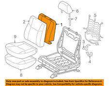 TOYOTA OEM 05-08 Tacoma Front Seat-Back Cushion Foam Pad 71551AD030