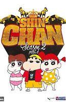Shin Chan - Season 2 Pt. 1 (DVD, 2009, 2-Disc Set)
