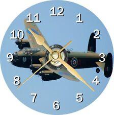 LANCASTER des bombardiers cd horloge peut être personnalisé