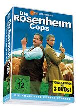 3 DVDs * DIE ROSENHEIM COPS    KOMPLETTE  STAFFEL 2 # NEU OVP