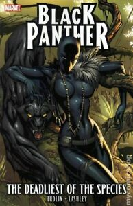 Black Panther The Deadliest of the Species TPB 1st Edition #1-1ST FN 2009