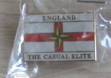 England - The Casual Elite -  pin/speldje