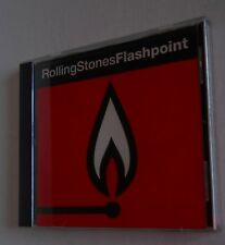 Rolling Stones Flashpoint Live 1991 CD Steel Wheels Tour Mick Jagger Unplayed