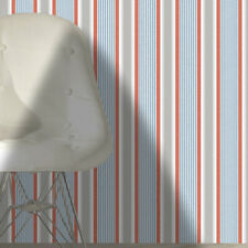 FEATURE WALLPAPERS BY HOLDEN DECOR NAUTICAL STRIPE