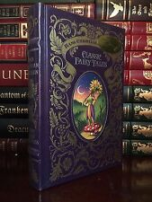 Hans Christian Andersens Illustrated Fairy Tales New Leather Collectible 1st Ed.