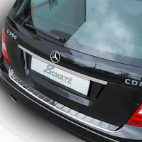 Premium Ladekantenschutz Mercedes C-Klasse T-Modell S204 W204 2007 bis 03-2011