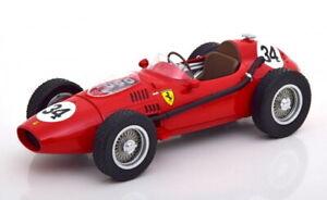 Ferrari Dino 246 F1 #34 Luigi Musso Monaco GP 1958 1:18 (CMR158)