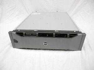 Dell EqualLogic PS4000E 16x 1TB SATA Dual Cont PS4000 16TB ISCSI SAN Storage