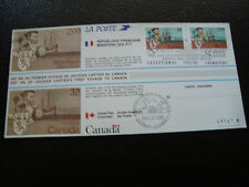 FRANCE/CANADA - document 1984 jacques cartier (cy33) (Z)