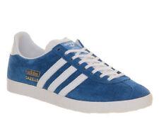 adidas gazelle blue and black