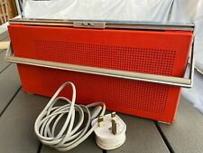 More details for b&o bang & olufsen beolit 700 red case c1972 working but needs new aerial