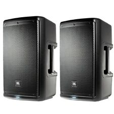 JBL EON 615 coppia casse diffusori speaker attivi amplificati bluetooh
