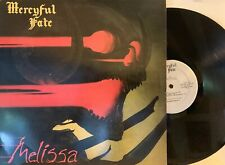 Mercyful Fate - Melissa LP Megaforce First Pressing MRI-369 - Excellent copy!